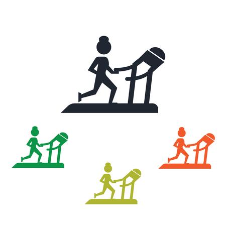 trainer: Sport trainer icon