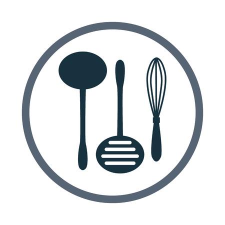 kitchen tools: Kitchen tools icon