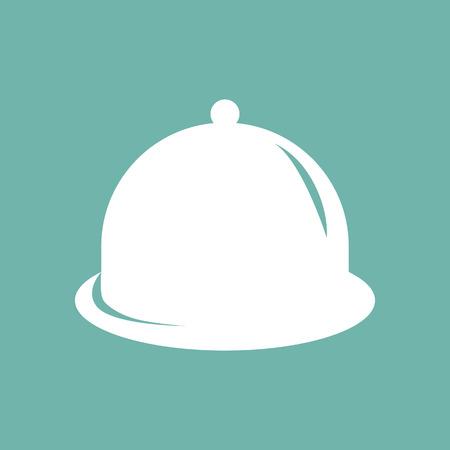 cloche: Restaurant cloche icon