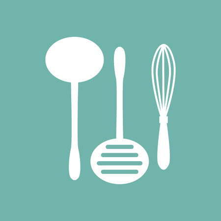 skimmer: Kitchen tools icon