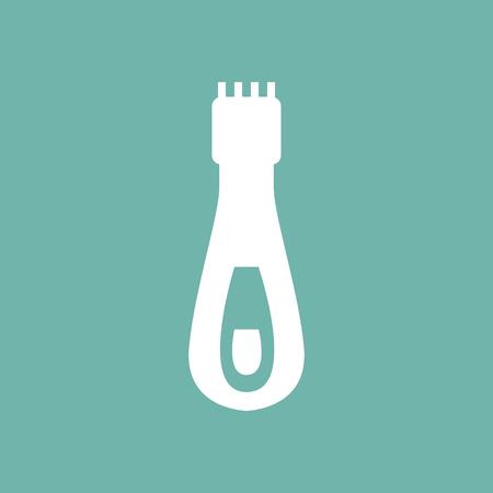 hair cut: Hair cut machine icon
