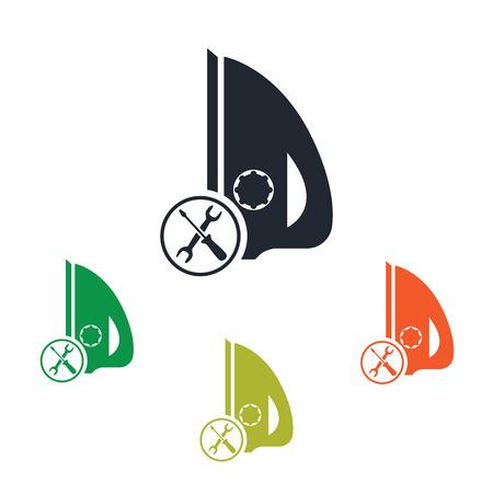 iron: Iron repair icon