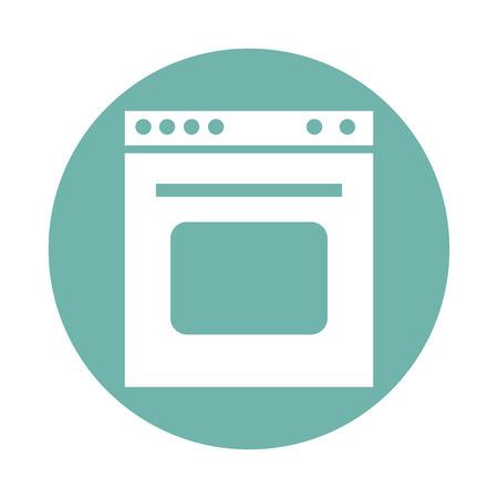 kitchen stove: Kitchen stove icon