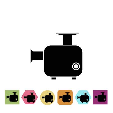 Chopper icon Çizim
