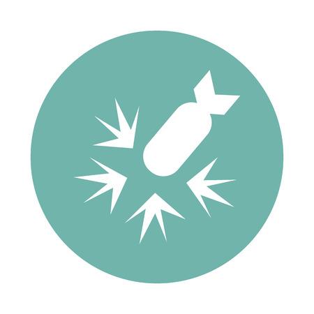 warhead: The warhead explosion icon