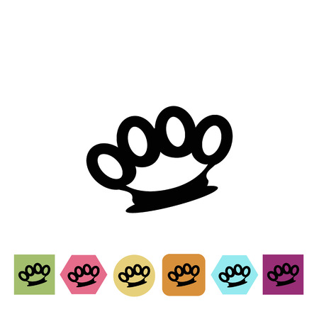 knuckles: Brass knuckles icon