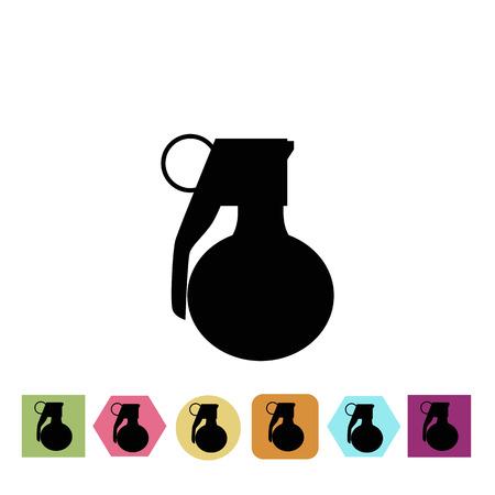 grenade: Grenade icon