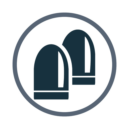 bullets: Gun bullets icon