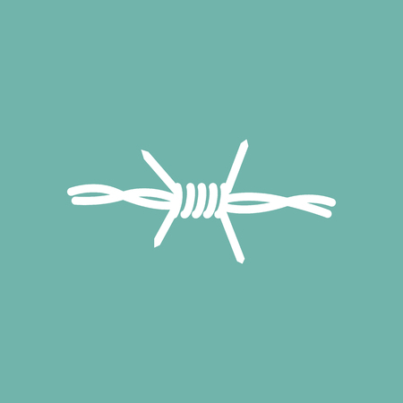 barbed: Barbed wire icon