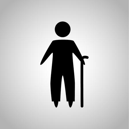 kinship: Grandfather icon