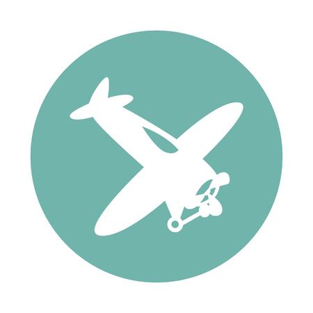 kinship: Toy plane icon