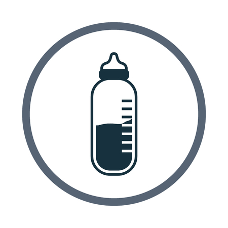 kinship: Baby bottle with food icon