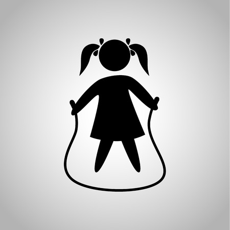 kinship: Girl with jumping rope icon