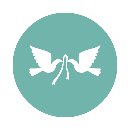 kinship: Wedding pigeon icon