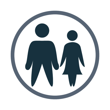 kin: Women and men icon