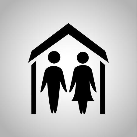 kin: Family house icon