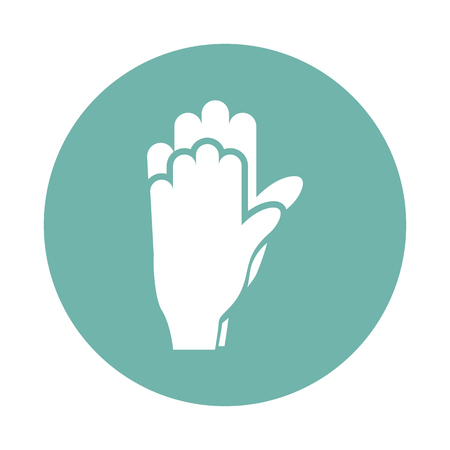 kin: Hand touch icon