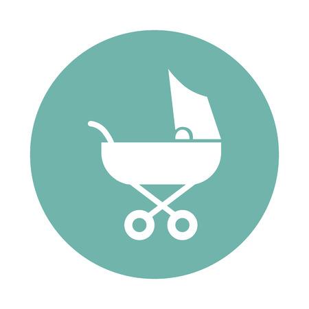 kin: Baby stroller icon