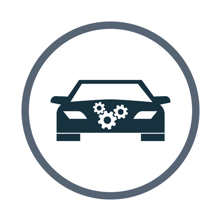 move gun: Car paint spray icon