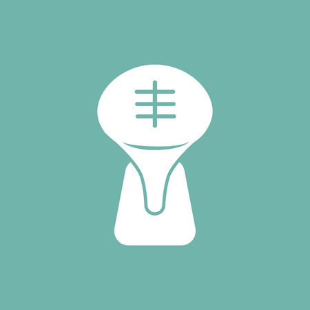 gearbox: Auto gearbox icon Illustration