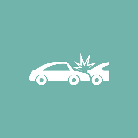 breakage: Cars crash icon