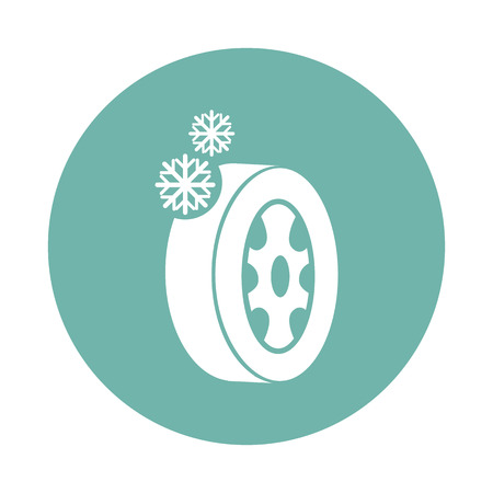 treads: Winter tires icon
