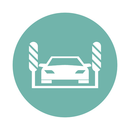 auto washing: Carwash icon