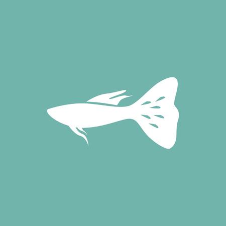 flounder: Fish icon