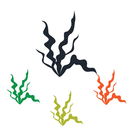 seaweed: Seaweed icon