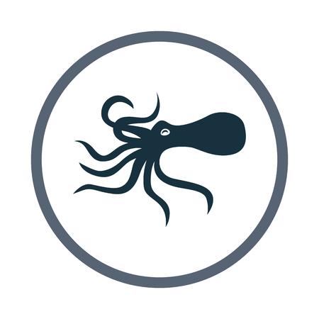 cuttlefish: Octopus icon