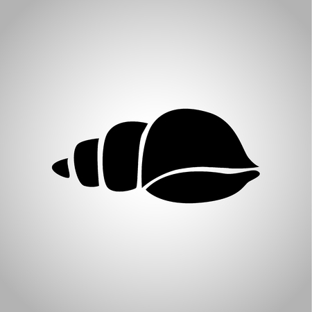 pectin: Sea shell icon