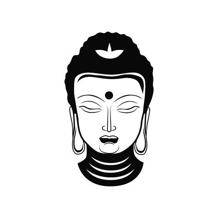 dao: Buddha illustration