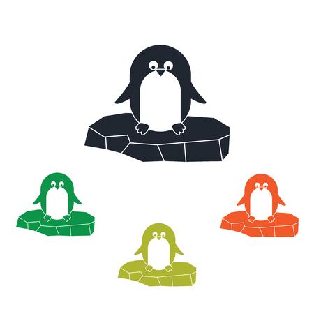floe: Penguin icon