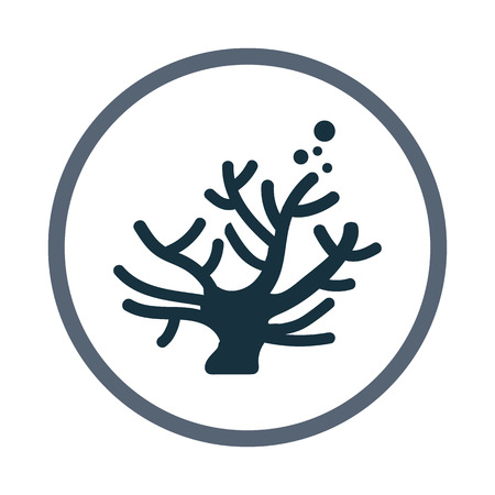 atoll: Coral icon
