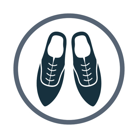 the pair: Male shoes pair icon