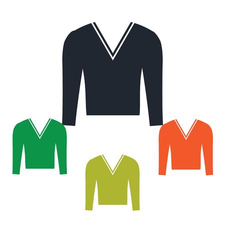 sueter: icono suéter masculino