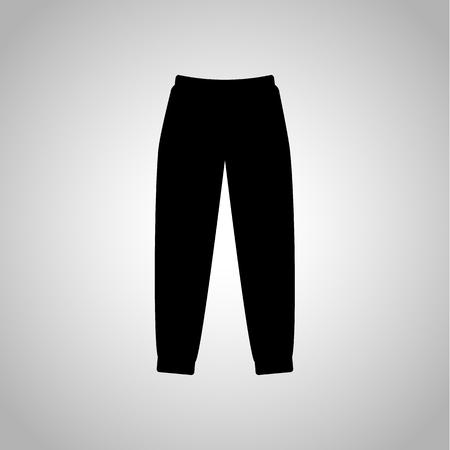 pants: Male underwear pants icon