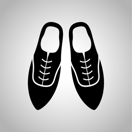 a pair: Male shoes pair icon