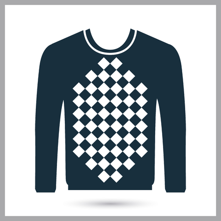sueter: Male sweater icon