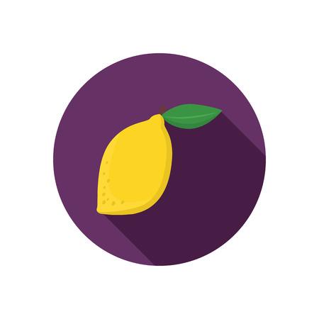 tragamonedas: Casino slot machines lemon color flat icon