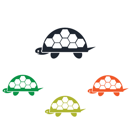 slowness: Turtle simple icon