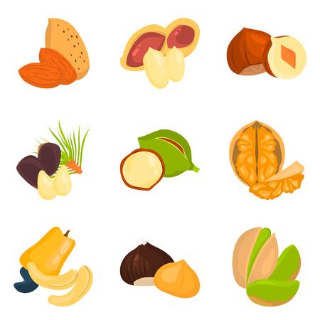 Set van pictogrammen van kleurplaten voor web en mobiel ontwerp