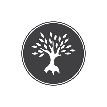 feuille arbre: Feuille ic�ne arbre