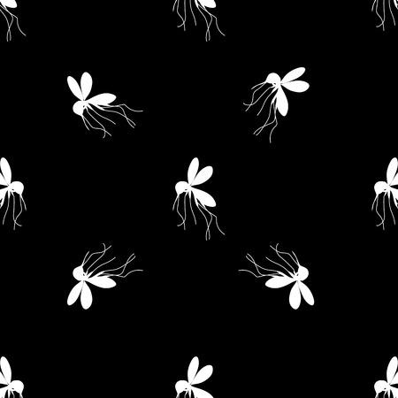 gnat: Mosquito icon Stock Photo