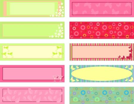 Banner  Stock Vector - 7595270