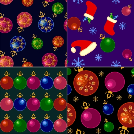 Christmas background  Stock Vector - 8152063