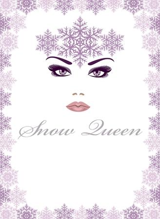 Snow  Queen   Vectores
