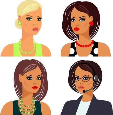 chaplet: hairstyles makeup and accessories