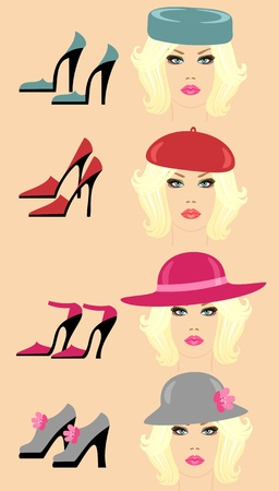 Trendy Clothes Vector