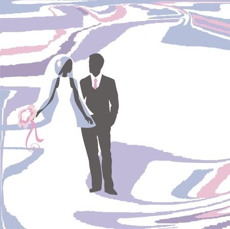 bridal veil: wedding